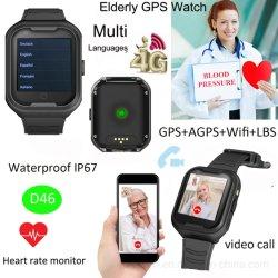 IP67водонепроницаемый GPS Tracker Smart посмотреть номер телефона с большим объемом памяти D46