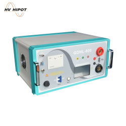 GDHL-600によってカスタマイズされるDCの回路ブレーカの自動接触抵抗のテスター