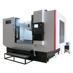 Metallformen Donggauncompany, die Universalität Vmc CNC-Fräsmaschine (TC-1270) schneiden, aufbereitend