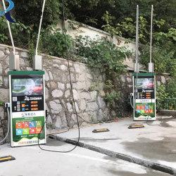 Pièce de monnaie ou exploités de la carte de libre-service self-service de la machine de lavage de voiture