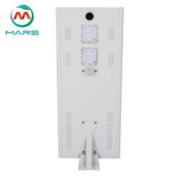 Fabricante China Solar todo en una calle luz LED 15W 30W 40W 50W