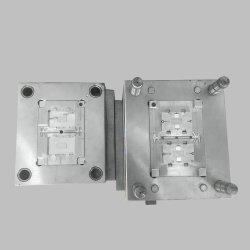 Gruppe-Schalter-Vorderseite-Platten-Form des Plastikeiner