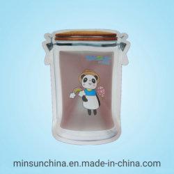 Hot Sale bouteille en plastique en forme de pochette de l'emballage pour les jus de nourriture
