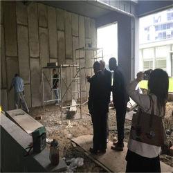 Pannello a muro in cemento EPS da 75 mm a risparmio energetico per parete interna