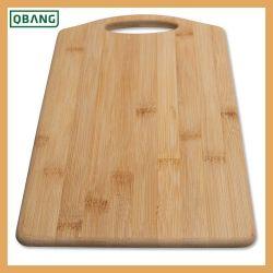 [كتّينغ بوأرد] كبيرة خيزرانيّ مع [هندل-] خشبيّة ينحت لوح لأنّ لحمة ويشطر خضر - [إك-فريندلي] مطبخ جزّار قالب
