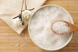 المواد الغذائية المضافة الغلوتين أحادي الصوديوم 50mesh كريستال