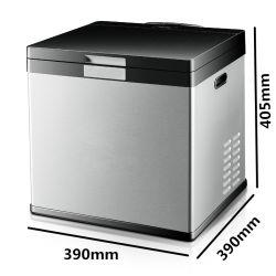 Mini-réfrigérateur portable voiture du refroidisseur