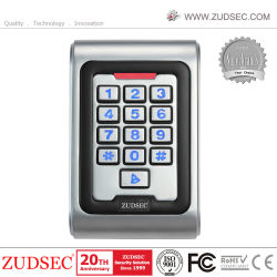 Porta de RFID à prova de Controlador de acesso inteligente com leitor de cartão de 125 kHz