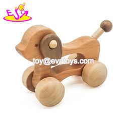 Nouvelle arrivée Nimi voiture jouet en bois naturel pour les enfants W04A391