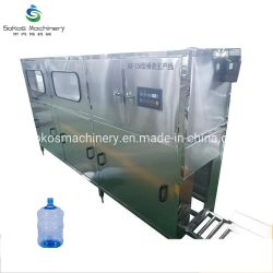 Imbottigliatrice del barilotto dell'imbottigliatrice dell'acqua da 5 galloni
