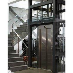 Comercial de observación de los pasajeros de 0,5 m/s de velocidad. Casa usadas Villa Pequeño ascensor