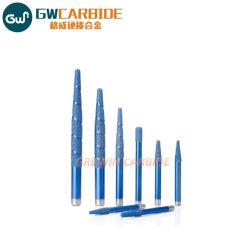 Outil de sculpture sur CNC routeur Electroplated Diamond bits pour le Granite de carbure de tungstène