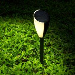 La energía solar de la luz de la música del sensor de movimiento impermeable al aire libre Jardín de Luz Solar