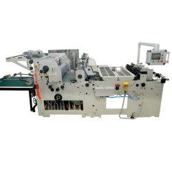 Application de correctifs de la fenêtre de gros de la machine pour emballage