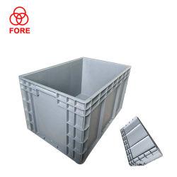 저장을%s 크레이트 회전율 상자를 겹쳐 쌓이는 EU 표준 플라스틱 용기