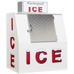 Облегчения погрузки и разгрузки упакованное льда морозильной камере Merchandiser холодильник