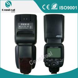 Shenzhen, la luz de flash de cámara principal de forma inalámbrica y de grupo flash Speedlite de Canon para Nikon