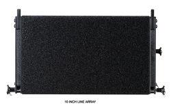 """Vr10 de """" Passieve Professionele AudioSerie van de Lijn Neodymium hoog Compacte 10"""
