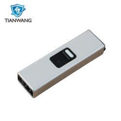 Colorida Bola de Fuego electrónico recargable encendedor USB Arco