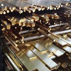 Aleación de cobre C27000 C28000 C36000 Corte Sin varilla de latón