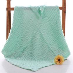 Cores Doces de Verão do recém-nascido dormir Casual Lençol 100% algodão Bambu Manta de bebé