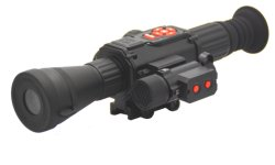 يوفر المصنع مباشرة رؤية ليلية حول الصيد الرقمي عالي الأداء منظار مع مصباح الأشعة تحت الحمراء