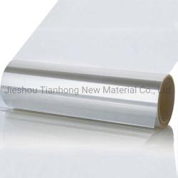 Food Grade envases de plástico de PVC Película de sellado en caliente de la película de torsión