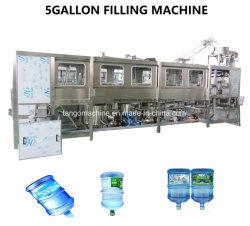 Полностью автоматическая 3 галлон 5 галлонов Barreled доливом воды производственной линии