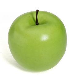جديدة تصميم زبد اللون الأخضر اصطناعيّة [أبّل] ثمرات لأنّ زخرفة