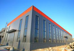 Дешевые стальные здания поставщиком материалов изготовления на заводе Сборные стальные конструкции практикум Ангар склад