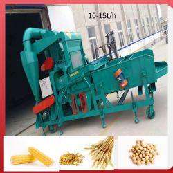 곡물 중력 분리기 청소 기계