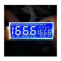 Baixo consumo de energia do segmento de dígitos display LCD