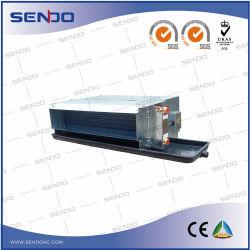 Methoden-Kassette des DC/Ec Motor1/2/4/round/freigelegter/Decken-verborgener/an der Wand befestigter/Höhen-besonders geleiteter Wasser gekühlter Wasser-Klimaanlagen-Ventilator-Ring