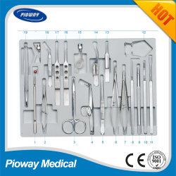 Opération ophtalmiques Instruments chirurgicaux Set (CBM SZY19)