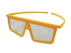 Кинофильм многоразовые 3D очки