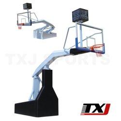Sistema esterno e dell'interno di qualità superiore professionale portatile di obiettivo del basamento di pallacanestro