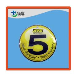 Adesivo Con Logo Trasparente Impermeabile Personalizzato 3d A Cupola In Resina Epossidica