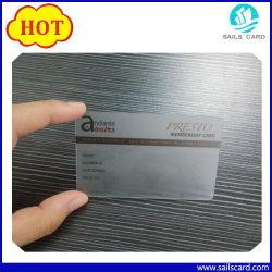 Commerce de gros de promotion de la carte de nettoyage à bande magnétique