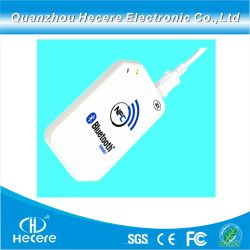 Bluetoothの人間の特徴をもつRFID NFC読取装置および著者13.56MHz MIFAREカード読取り装置