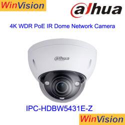 Version anglaise Dahua dôme infrarouge Poe 4MP caméra de vidéosurveillance IP avec la carte SD Ipc-Hdbw5431E-Z
