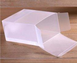 عادة طبعة علامة تجاريّة يعبّئ محبوب شفّافة [فروستد] بلاستيكيّة [بفك] صندوق