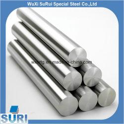 L'AISI 201 304 304L 316L 310S 321 Barres rondes en acier inoxydable avec finition brillante