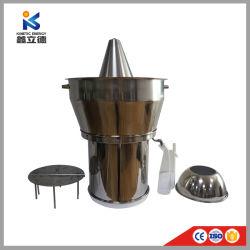 Huile essentielle de sortie d'huile élevée distillateur de gros et de l'huile essentielle de l'équipement d'extraction de distiller des fleurs ou de plantes