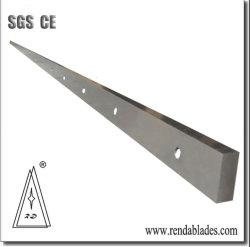 Длинной прямой нож срезной ножевого со строгим Triple-Tempering для резки листовой стали