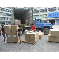 상품 Consolidaiton를 위한 보세품 창고 저장 서비스