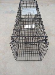 Pliante Wire Mesh métalliques de grande taille de la cage d'interruption d'animaux sauvages