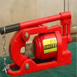 Utensili per il taglio idraulici Qy-48 per la corda del filo di acciaio