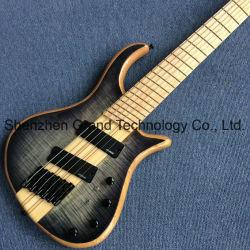La vente en gros 6 cordes OEM guitare basse électrique (GB-51)
