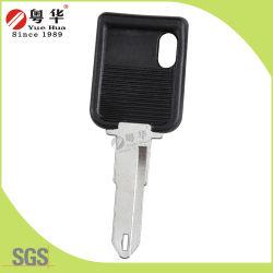 2.016 NOVOS Produtos Chave Automática da Cabeça de borracha preta a Hyundai Hyn7RP chave do carro para o Logotipo Withot Bloqueio do carro fornecedor da China