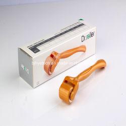 Para remover marcas de estiramento Dermaroller Zgts inoxidável 192 agulhas (0,2-0,5mm) Titanium